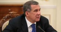 Глава Татарстана встретился с министром обороны Казахстана