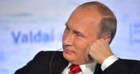 Путин: Я голубь с железными крыльями