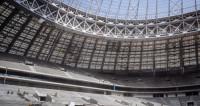 Москва с опережением готовится к ЧМ-2018 по футболу