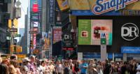 Взрыв газа в Нью-Йорке блокировал работу метро