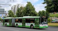 В Москве появится тысяча новых автобусов