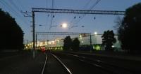 В Донецке под обстрел попал железнодорожный вокзал