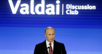 Путин: США проще отвлечь внимание на хакеров, чем решать проблемы