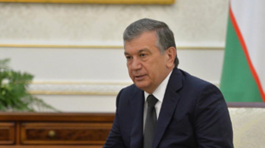 Мирзиеев одобрил проекты памятника Исламу Каримову
