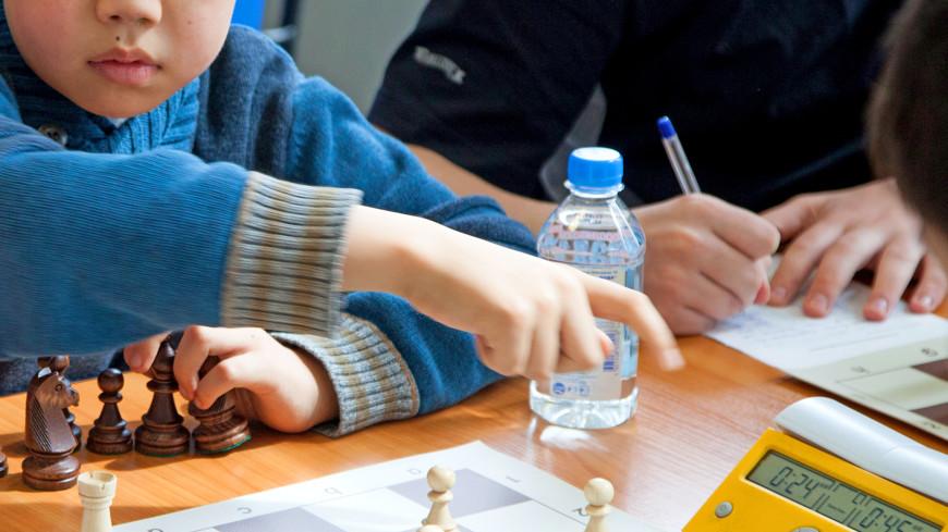 Московские школьники сразятся в шахматы