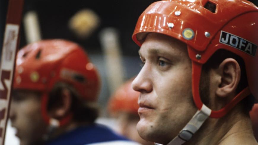 Харламов: Петров - это глыба советского хоккея