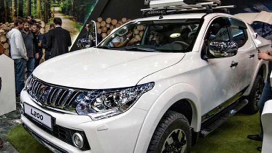 «ЭРА-ГЛОНАСС» появилась в Mitsubishi L200