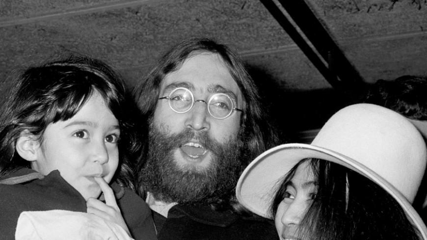 Растоптанные Ленноном очки продадут за £3,5 тысячи