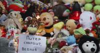 Власти Петербурга готовы увековечить память жертв крушения A321