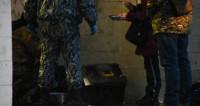 В сети появилось видео с места взрыва у библиотеки в Петербурге