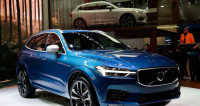 Volvo представила новый премиальный кроссовер XC600