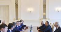 Алиев и Рогозин заинтересовались совместными проектами в сфере hi-tech