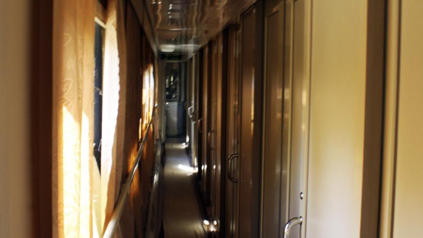Пассажиры поездов услышат поздравление Путина