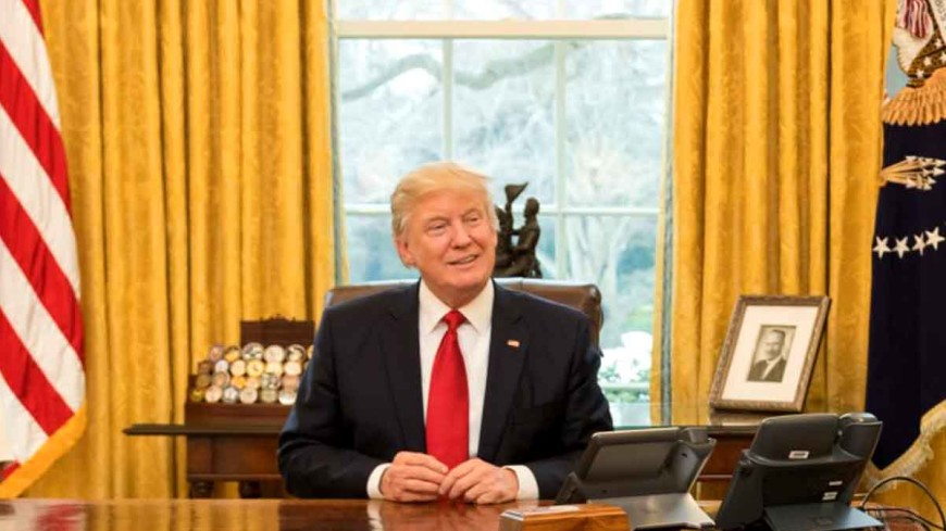 Трамп ожидает еще одного наследника