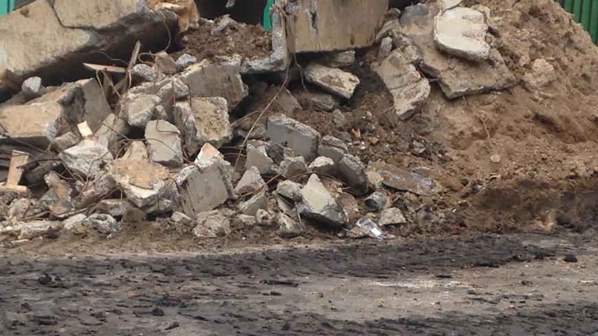 Женщина погибла при обрушении дома в Дагестане