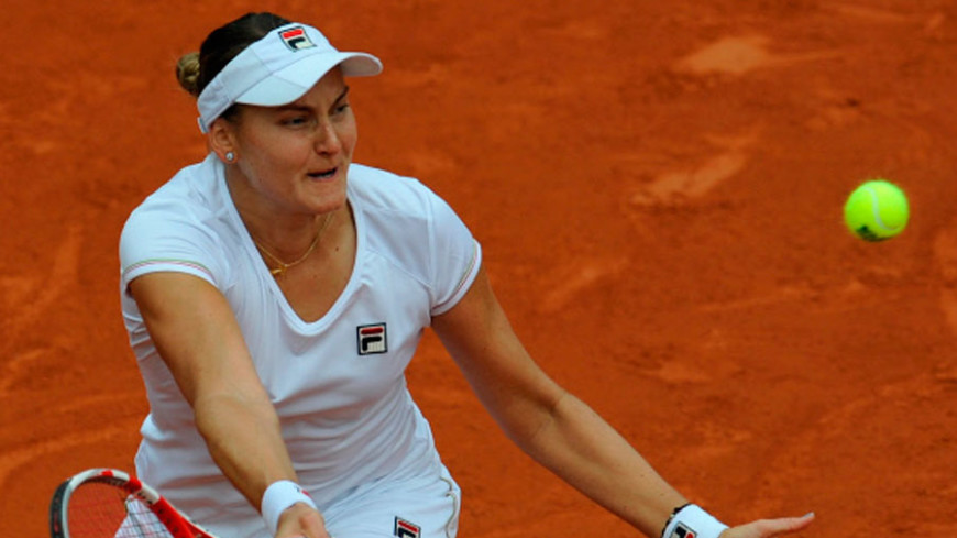 Теннисистка Надежда Петрова завершила карьеру