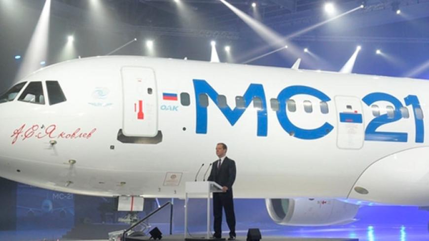 Наш ответ Boeing: новейший самолет МС-21 покинул сборочный цех