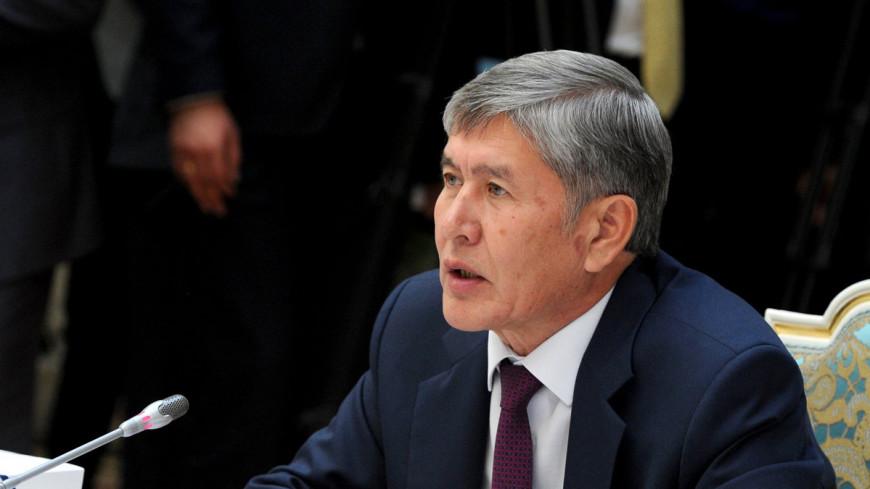 Атамбаев поручил тщательно расследовать крушение турецкого Boeing