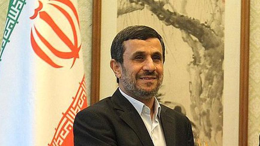 Ахмадинежад написал Трампу письмо