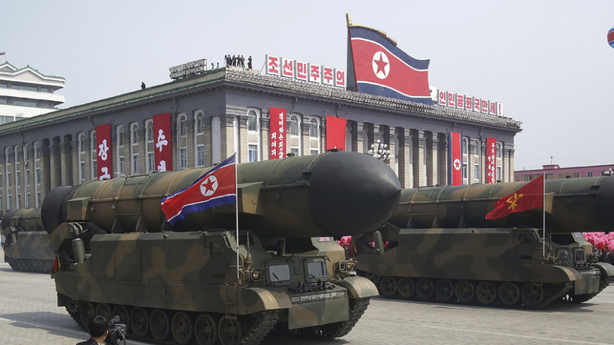 Ударный праздник: в КНДР день рождения Ким Ир Сена отметили с ракетами