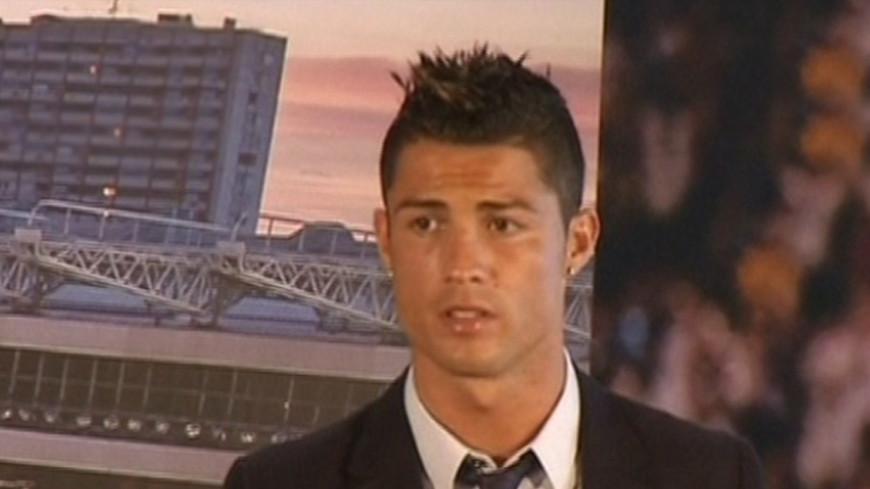 Роналду стал первым, кому удалось забить 100 мячей в еврокубках