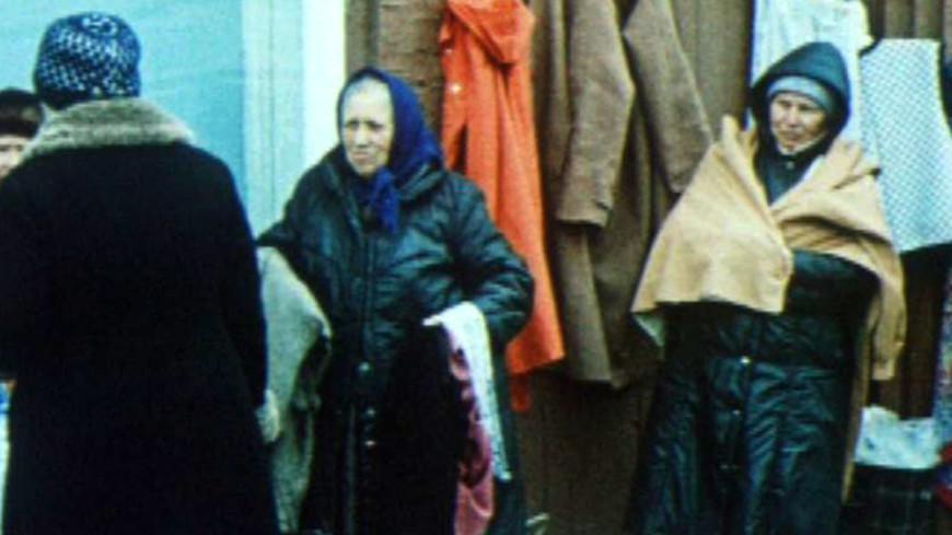Торгуй, страна: 25 лет назад Ельцин разрешил барахолку