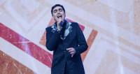 Выступление команды Таджикистана на шоу «Во весь голос»