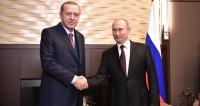 Новый импульс: как прошли переговоры Путина и Эрдогана