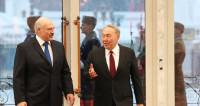 Укрепляя дружбу: о чем Лукашенко и Назарбаев договорились в Минске
