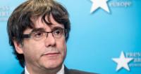 Экс-глава Каталонии Пучдемон сдался полиции