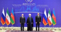 Тегеран-2017: итоги встречи президентов России, Азербайджана и Ирана