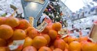 СМИ: К Новому году в России подешевеют мандарины