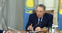 Назарбаев поручил усилить борьбу с коррупцией