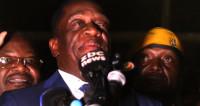 Новый президент Зимбабве Мнангагва вступил в должность