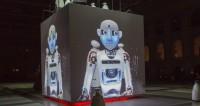 Швейцарские инженеры научили робота пользоваться лифтом