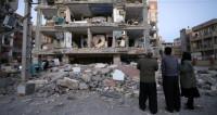 Мощное землетрясение в Иране: счет жертв пошел на сотни