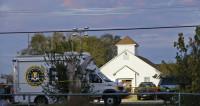 Кровавое воскресенье: «дьявольская» бойня в техасской церкви