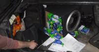 Таможенники нашли нафаршированную финской «санкционкой» машину
