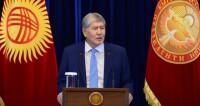 Спасибо от президента: Атамбаев наградил оператора «МИРа»