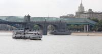 По Москва-реке пустят теплоходы ледового класса
