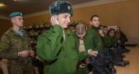 Скоро в армию: в Северной Осетии показали жизнь солдата