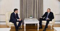 Алиев отметил высокий уровень связи между Баку и Ташкентом