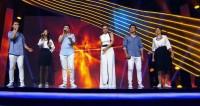 Выступление команды Армении на шоу «Во весь голос»