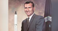 В США скончался «пионер космоса» Ричард Гордон