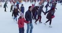 В московских парках открываются катки с искусственным покрытием