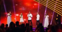 Выступление команды Беларуси на шоу «Во весь голос»