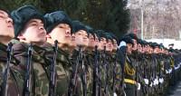 Почетная служба: солдаты элитных полков Казахстана приняли присягу