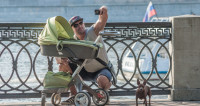 Курс на демографию: в России разработали комплекс поддержки семей с детьми