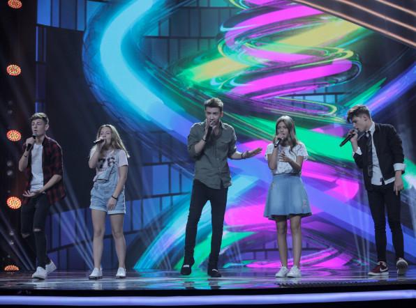 Ребята из Молдовы на шоу «Во весь голос» подтягивают русский язык