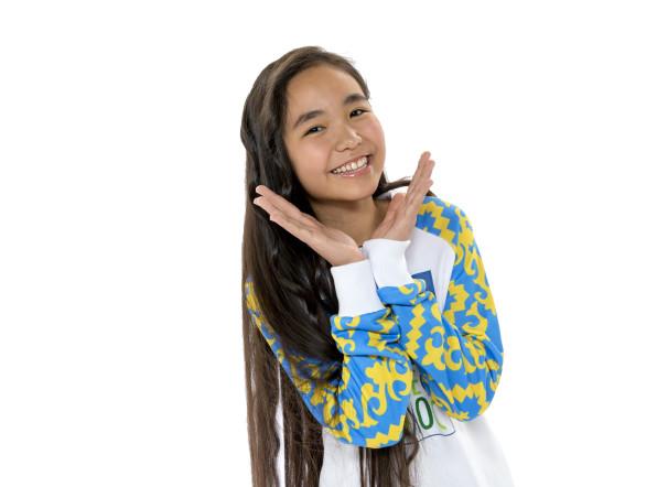 «Во весь голос»: юная участница из Казахстана